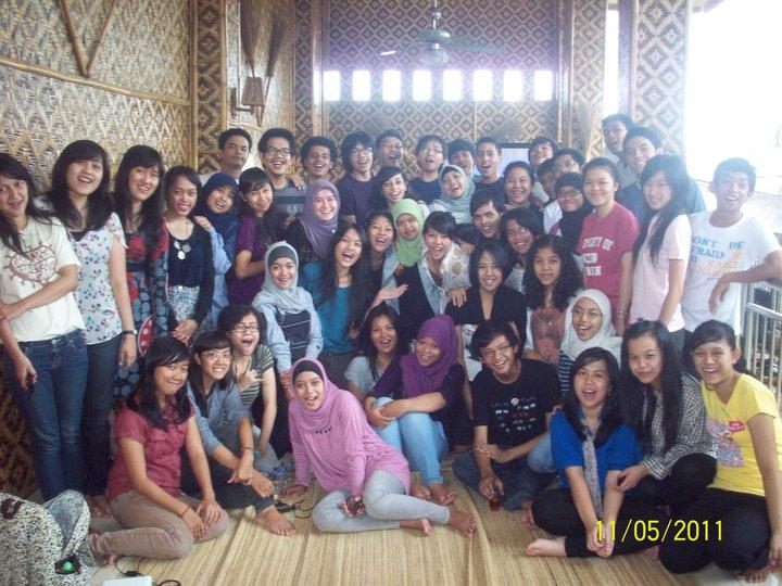 Ini adalah potret keluarga besar AIESEC Indonesia periode 2011-2012